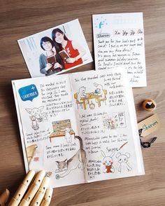 📷 Wedding Photographer ✒️ Calligrapher & Letterer  🖌 Journal &…