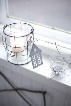Candle Scandinavian style ♡