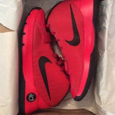 74e4e3238e73 Shop Women s Nike Red Black size 11 Athletic Shoes at a discounted price at  Poshmark. Description  Brand new!