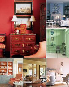 Our home editors have picked the top 10 color-coded features from past issues of Martha Stewart Living. Flip through this gallery to find a rainbow of inspiration.