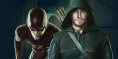 The Flash & Arrow TV Show Crossover acirceuroldquoSR Underground Ep 173 - We review 'The Flash' 'Arrow' TV show crossover, discuss Benedict Cumberbatch as 'Doctor Strange,' DC's 'Suicide Squad' cast, Bebop and Rocksteady in 'Ninja Turtles', and