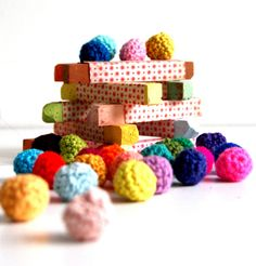 crochet balls | Flickr - Photo Sharing!