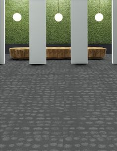 A Walk in the Garden | pavers II tile Shaw Contract Commercial Carpet and Flooring
