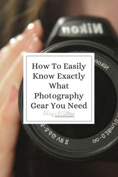 No matter what type of photographer or what level you are at, getting the right gear is important.  From your camera gear and must have lenses to accessories for your smartphone to take better shots, understanding the best gear and knowing what you need is key.  Learn about the gear you need but also the storage and organisation of your camera equipment, no matter what type of photography you love! #photographygear #cameragear #photography #photography365challenge