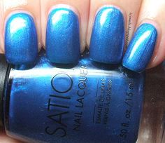 Miss Sation Swatches and Review ~ Suede Shoes