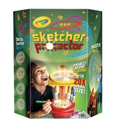 Crayola Sketcher Projector on Amazon today for only $19.00 ON SALE & eligible for FREE Super Saver Shipping  find more items like this at  www.ddsgiftshop.com and like us on facebook here www.facebook.com/pages/Amazon-Deals-for-Baby-and-Kids/133650136817807