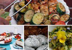 Der Duft von gegrilltem Fleisch und Gemüse weht uns an den lauen Sommerabenden um die Nase, die Menschen zieht es zum Essen wieder nach draußen. Was außer Fleisch noch auf den Griller kann und, mit welchen selbstgemachten Geschenken ihr bei grillenden Gastgebern punkten könnt.