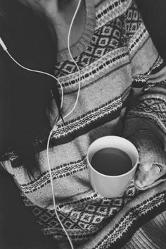 Playlist and coffee--me at work right now..