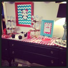 Birthday party on Pinterest  Doc Mcstuffins, Panda Birthday and Panda ...