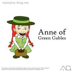 Ann of green gable
