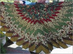 Eda Lee's Fractured Quilts and Tree Skirts