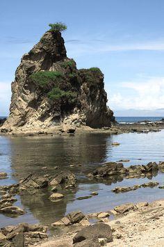 Tanjung Layar, Sawarna beach