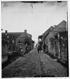 St. Augustine, Florida. 1860s.