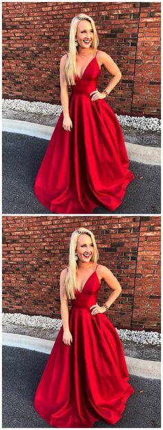 Dark Red Prom Dresses,Spaghetti strap Prom Dresses, Backless Prom Dresses,Cheap Prom Dresses,Plus Size Prom Dresses,Prom Dresses Cheap, Prom Dresses 2018,long Prom Dresses, #eveningdresses #eveninggowns #formaleveningdresses #promdresses #ballgowns #graduationparty