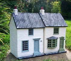 Julie's dolls house blog: 1/124th Scale 'Harbourside' and 'Quayside'