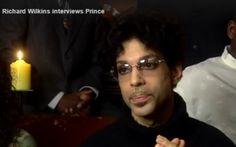 """""""E' solo che sono Timido""""- Come Prince si aprì durante un fuori onda In una rara intevista a Prince, nel 2003,Richard Wilkins ebbe l'incredibile opportunità di poter vedere un aspetto di Prince, davvero insolito e ben lontano dalla superstar eclettica e affascinante c #princesinger #interview #2003 #thepurple"""