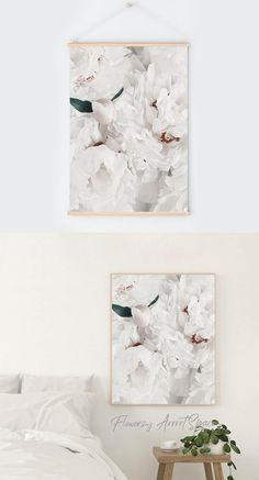 Big Photo, White Peonies, Nursery Decor, Bedroom Decor, Handmade Ideas, Handmade Gifts, Shopping Stores, Online Shopping, Printable Wall Art