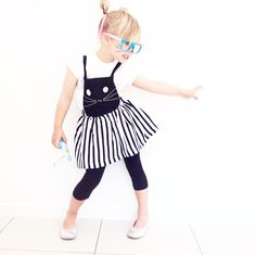Still one of our favs is the Kitty Kat Overall Dress!! Look at the spunk on this cutie @d_ahhn ! Love all your posts and we are definitely inspired by your vision:). To order this adorable piece, visit www.modernechild.com . Free Shipping! #kidsclothes #kidsclothes #kidsfashion #fashionkids #trendykids #trendsetter #fashion #stylishkids #designerkids #minime #modernechild #adorablekidsclothes #loveourcustomersandteurcutekids #shopkidsclothes #dress #kidsshoes #designerinspired…