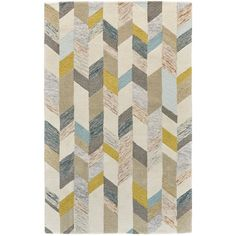 Found it at Wayfair - Christine Hand-Tufted Gray/Gold Area Rug Modern Rustic Interiors, Modern Decor, Modern Furniture, Traditional Furniture, Modern Room, Office Furniture, Furniture Decor, Hand Tufted Rugs, Grey And Gold