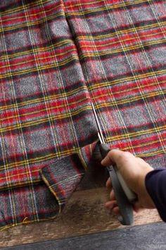 DIY No Sew Flannel Blanket Scarf 2019 DIY No Sew Flannel Blanket Scarf Wholefully The post DIY No Sew Flannel Blanket Scarf 2019 appeared first on Blanket Diy. No Sew Scarf, Diy Blanket Scarf, Fleece Scarf, Flannel Blanket, Diy Scarf, Scarf Wrap, No Sew Blankets, Diy Clothes, Making Ideas