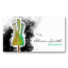 Seamstress business card $24.95