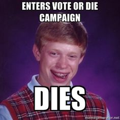 Vote or Die