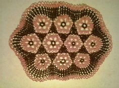 Blomsterduk Pot Holders, Pink, Hot Pads, Potholders, Planters