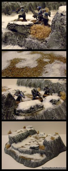Treading the Snow by KenCumpian.deviantart.com on @deviantART