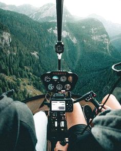 I would like to learn how to fly a helicopter in my lifetime. On my to-do list :)
