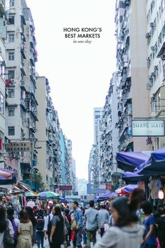 TRAVEL: HONG KONG'S BEST MARKETS