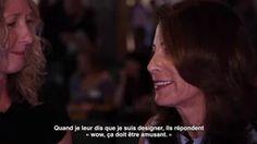 Robin Klehr Avia (Gensler) meeting Annette Edelman (Factory Agencies Inc. / CAB Déco Chicago) in Montreal.  #womendesigner #womenindesign #womenarchitect #architecture #design #productdesign #industrialdesign #interiordesign #gensler #robinkhleraviva #newyork #cabdeco #interview