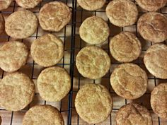Snickerdoodles! | Nourishing and Dissertating