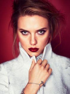 Harper's Bazaar UK - SCARLETT JOHANSSON