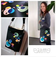 Special one for Hana - inspired by Vasilij Kandinsky Heart Of Europe, Kandinsky, Hana, Bag Accessories, Shoulder Bag, Handbags, Inspired, Inspiration, Color