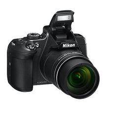 Nikon COOLPIX B700 20.3MP 60X Optical Zoom Camera with 16GB Card and Software - Black