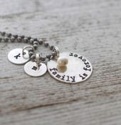 Image of Family Is Forever necklace