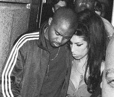 Amy Winehouse and Nas (Mr Jones)