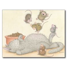 "House-Mouse Designs® - Post Cards - This product was recently purchased off from our ""House-Mouse Designs® Boutique Shop on Zazzle"". Click on the image for more information."