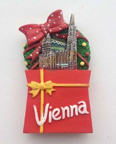 >> Click to Buy << Austria Vienna Music Capital 3D Fridge Magnets World Tourism Souvenir Home Decoration Refrigerator Magnetic Stickers #Affiliate