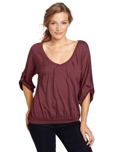Fresh Laundry Womens Plus-size Pleated Top by Fresh Laundry  $74.00  www.your-online-fashion.com