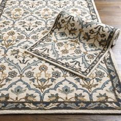 Brittany Hand Hooked Rug