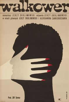 Movie Poster of the Week: The Posters of the 3rd New York Film Festival on Notebook   MUBI