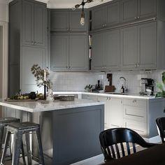 "119 gilla-markeringar, 3 kommentarer - Himlekök (@himlekok) på Instagram: ""Platsbygg smart #kitchen #kitchenstyle #kök #details #inspo #interior #inredning #interiordesign…"""