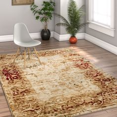 Well Woven Vintage Area Rug
