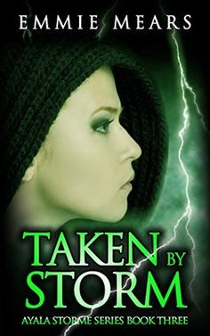 Taken by Storm by Emmie Mears #urbanfantasy #review #5stars