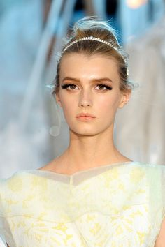 Doll Eyes from Spring 2012 RTW Louis Vuitton