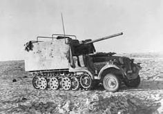 "Image result for Sd.Kfz 6/3 ""Diana"""