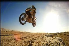 Mercenary: Airborne AT #AfricaTwin #Mercenary #MercenaryGarage