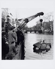 15 march 1961 Keizergracht Amsterdam