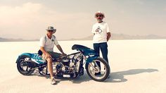 Speed Dreams – The Fastest Place on Earth is a wonderful BBC documentary about a few small teams of British Bonneville enthusiasts who spend years in their shed working on a motorcycle, before shipping it to Utah and unleashing it on the salt in the hopes of taking home a world record. It's a humbling...